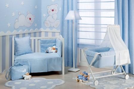 Idee Pareti Cameretta Neonato : Colori pareti per camerette bimbi. colori cameretta colori cameretta